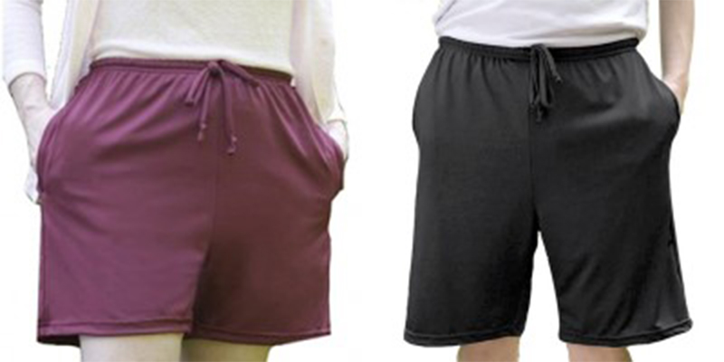 Plum's® ProtectaHip® Active Lounge Shorts Hip Protectors