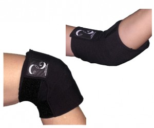 Plum's® ProtectaWrap® Protective Splints and Fall Protectors for knees and elbows