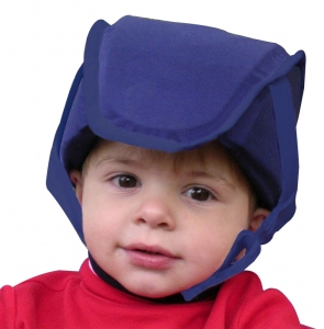 Plum's® ProtectaCap+Plus® Advanced Protective Headgear for Fall Protection for Kids