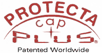 Plum's® ProtectaCap+Plus® Advanced Protective Headgear for Fall Protection