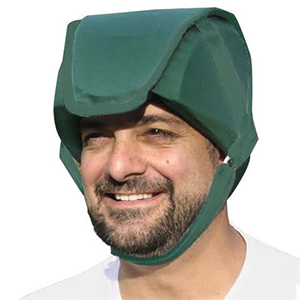 Plum's® ProtectaCap+Plus® Advanced Fall Protection Helmets X-Large Hunter Green